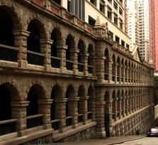 Colonial Victoria - city inside a city