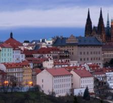 Meet me for a Prague city tour - the first visit