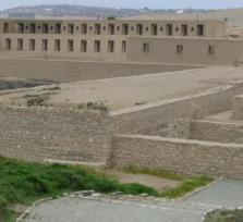 The incredible Pachacamac archaeological sanctuary!