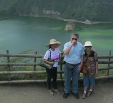 taal trekking and tagaytay tour