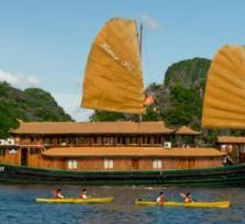 Huong Hai Junk  2 days cruise
