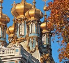 See Catherine Palace with me