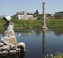 Halfday (4hours) Tour of Ephesus & Temple of Artemis