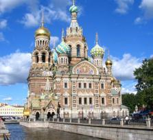Walk with me in Saint Petersburg