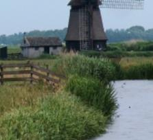 Meet me at the Lakes, Polders & Windmills