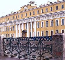 Come see The Yusupov palace, where Rasputin was killed...