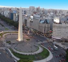 Lets walk around Buenos Aires