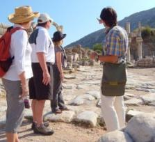 Fullday (8hours) Temple of Artemis + Ephesus + Kirazli Village