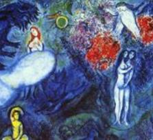 Chagall In Nice
