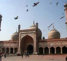 Old Delhi photo tour.