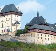 Famous Castles of The Central Bohemia