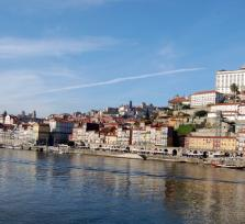 Oporto City & Wine Tasting, HALF Day - private shore excursion