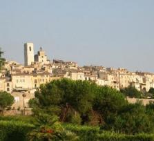 Half-Day-Tour Antibes and St Paul