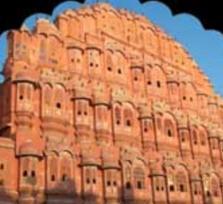 Heritage visit in Jaipur