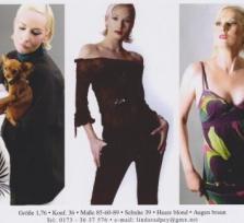 Modelcoach Linda Radpey