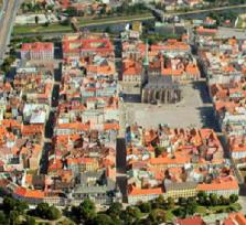Plzeň - the town of the beer