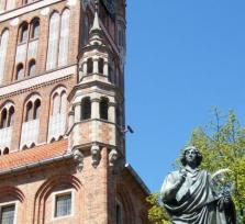 Private Torun tour - a touch of gothic; Where Nicolaus Copernicus was born...a must-see town in Pola
