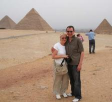 my treat: Cairo-Luxor-Aswan