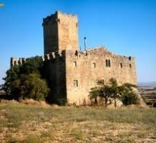 Castles of La Segarra.