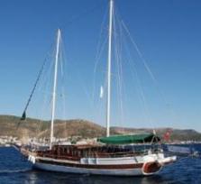 Marmaris-Fethiye-Marmaris Yacht Cruise