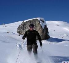 Snowshoeing in Rila