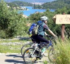 Croatia Coast biking