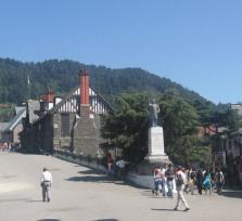 Shimla - A British Himalayan Town