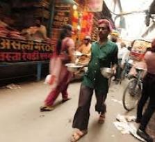 Explore food markets in Old Delhi!