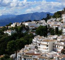 Mijas Village and the Butterfly Park Mini Van Tour - Jewel of the Costa del Sol (up to 8 p.)