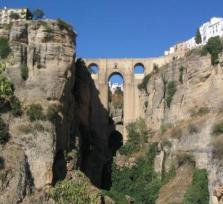 Ronda via Rural Malaga Mini Van Tour - The dream city of Ronda (up to 8 p.)