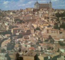 My Day trip to Toledo from Madrid