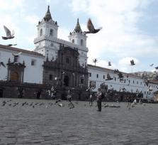 Quito City Tour + Equator Line