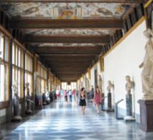 1 Hour at the Uffizi Gallery