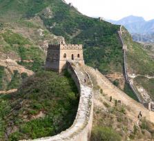 Original Great Wall Jinshanling & Olympic Stadiums