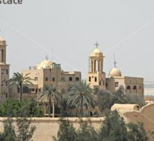 Jesus was here - the churches of Wadi el-Natroun