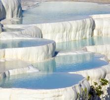 2-Day Trip to Pamukkale: Let's in Side and Alanya