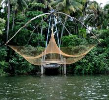 Cochin city tour and Cochin Harbor Cruise
