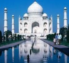 Taj Mahal Tour.