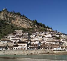 Explore Berat city with me