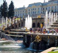 Join me for a Peterhof Tour