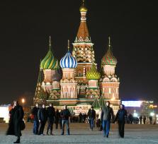 My Red Square Tour