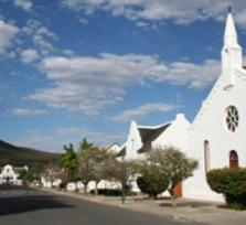 Town Walk around the historical centre of Graaff-Reinet