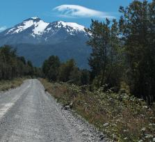 "Trekking  The ""Calbuco"" Volcano  & The Llanquihue National Reserve"
