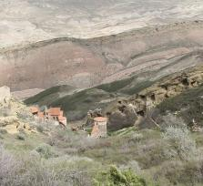 Davit Gareja cave monastery complex – Kakheti region