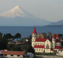 City walk to Puerto Varas, Puerto Montt  & Osorno Volcano & Petrohue Waterfall Natio