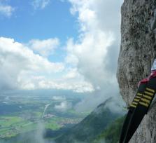 Up Up and away! Via Ferrata Tour