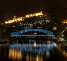 Charm of the capital of Georgia - Tbilisi tour