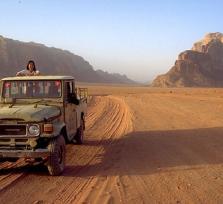 Multi-day jeep tour
